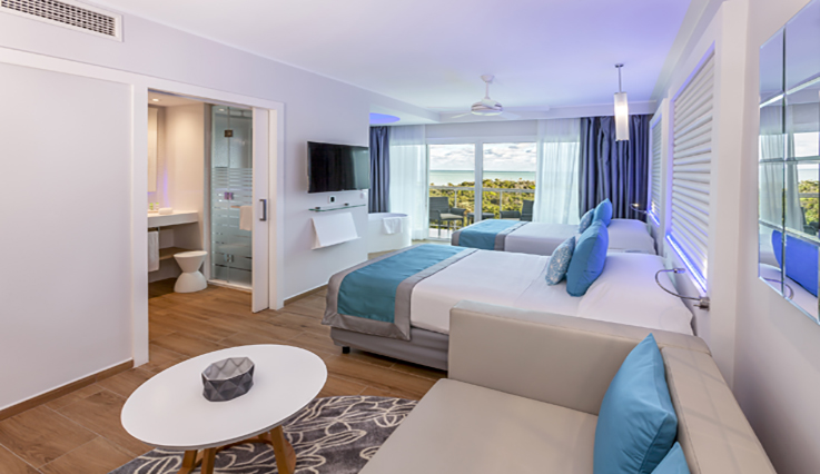 Image showcasing Junior Suite Ocean View