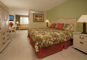 Showing slide 3 of 3 in image gallery showcasing Poolside 1 Bedroom Suite