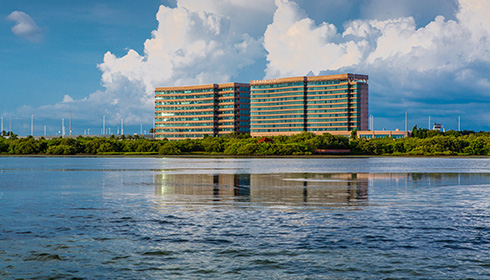 Showing Grand Hyatt Tampa Bay feature image