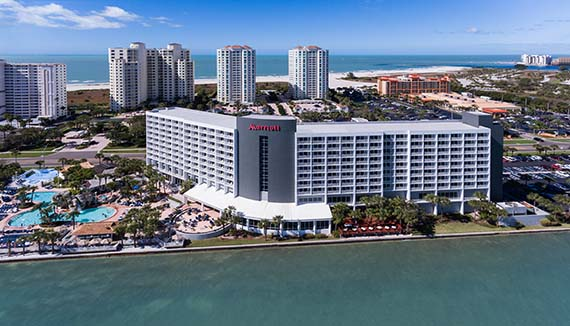 Showing Marriott Suites Clearwater Beach on Sand Key feature image