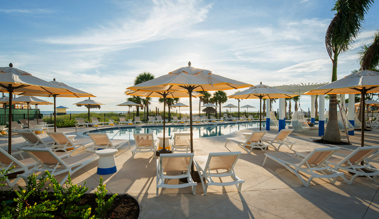 Sirata Beach Resort Westjet