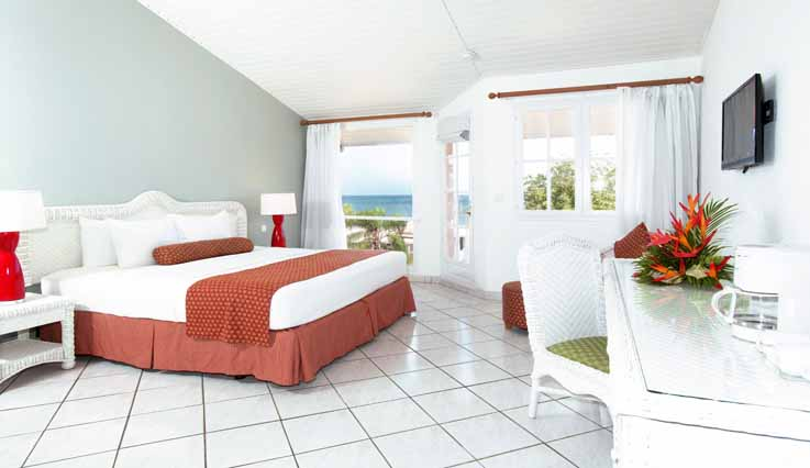 Image showcasing Oceanview Room