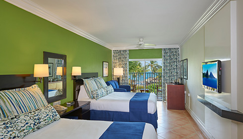 Harmony concierge junior suite ocean view