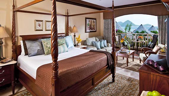 Image showcasing Caribbean Honeymoon Beachview Grande Luxe (GL)
