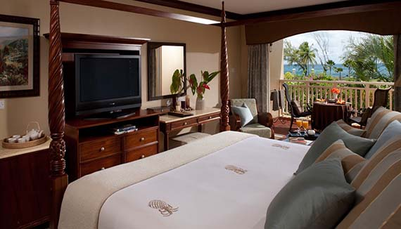 Image showcasing Caribbean Honeymoon Oceanview Luxury (HL)