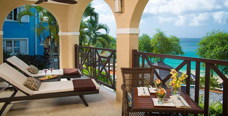Image showcasing Piton Oceanview Two Story Butler Veranda Suite (BO)