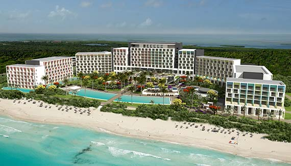 Showing slide 8 of 11 in image gallery showcasing IBEROSTAR Parque Central and IBEROSTAR Bella Vista Varadero Combo