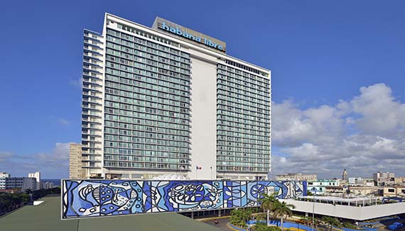Showing slide 2 of 11 in image gallery showcasing Tryp Habana Libre and Meliá Marina Varadero Combo - Split Stay 2