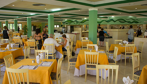 Buffet restaurant