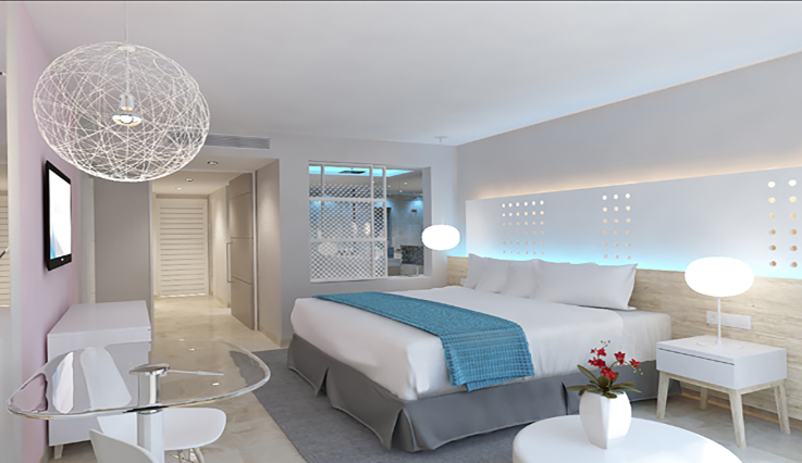 Junior Suite Artist Rendering