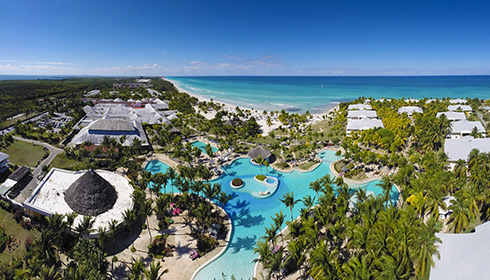 Showing Paradisus Varadero feature image