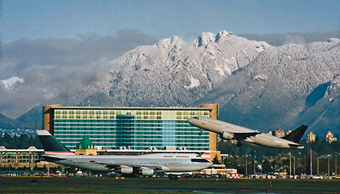 Showing The Fairmont Vancouver Airport feature image