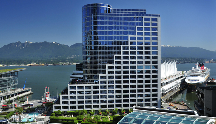 Showing Fairmont Waterfront feature image