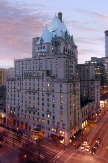 Showing The Fairmont Hotel Vancouver feature image