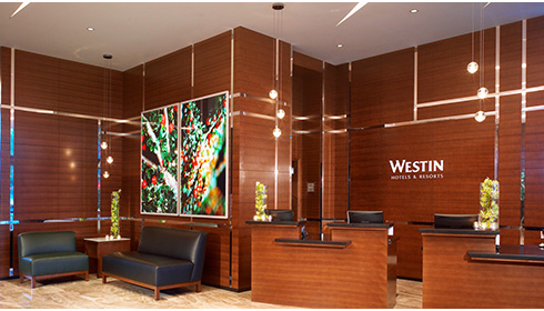 Showing slide 7 of 8 in image gallery for Westin Wall Centre Vancouver Airport