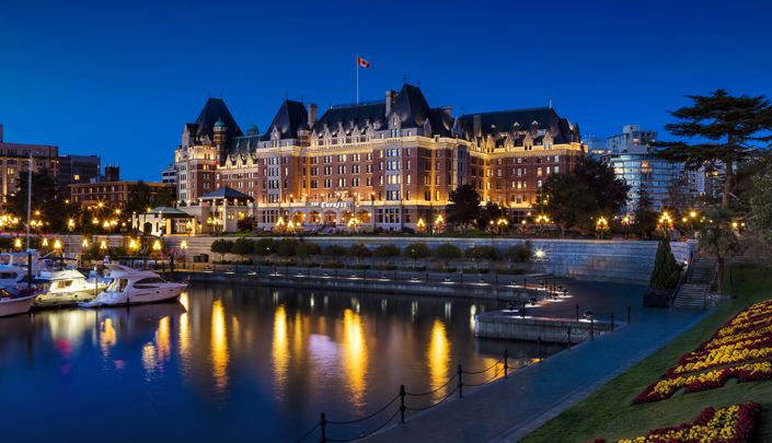 Showing The Fairmont Empress feature image