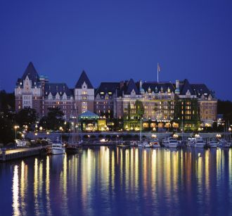 Showing slide 5 of 6 in image gallery for The Fairmont Empress