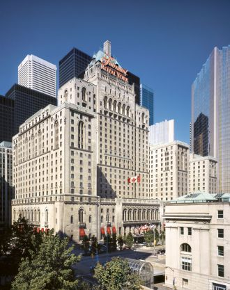 Showing The Fairmont Royal York feature image