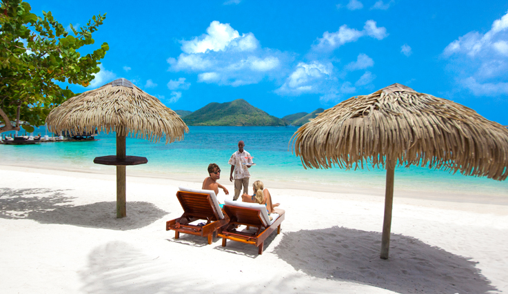 Sandals Grande St. Lucian Spa and Beach Resort