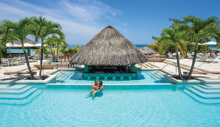 Couples Resorts pool