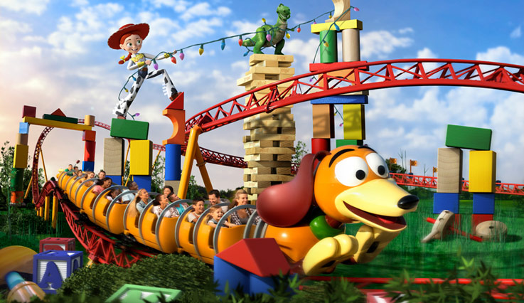 Disney Pixar Slinky Dog