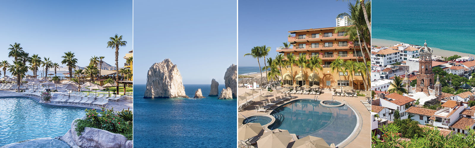 Combined Puerto Vallarta and Los Cabos image
