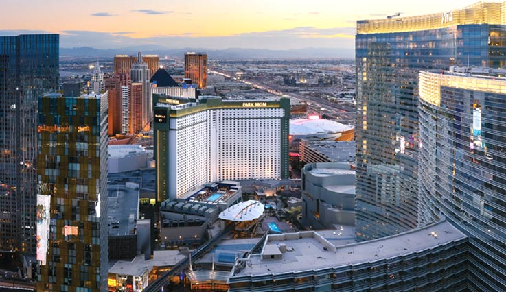 MGM Resorts hotels