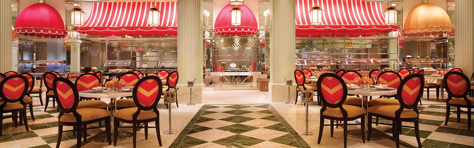"""The Buffet"" au Wynn Las Vegas"