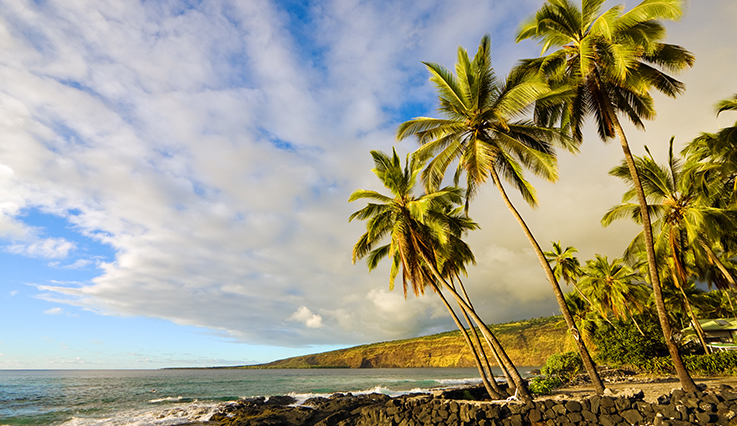 Kona, Island of Hawaii