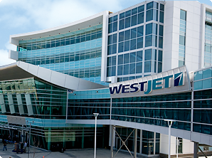 Calgary campus corporate offices of WestJet
