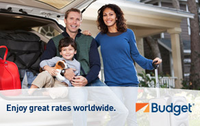 Enjoy great rates worldwide.