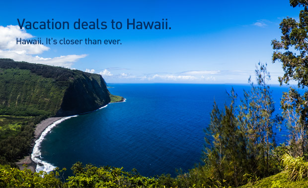 travel deals hawaii canada vacations