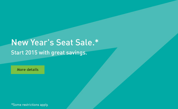 There are days however when WestJet seat sales can be a bit harder to find. While there are over a hundred seat sales each day, finding the perfect seat sale to the city you want and at your preferred time is not always exehalo.gqt seat sales.