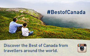 #BestofCanada Discover the Best of Canada from travellers around the world.