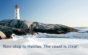 Flights to Halifax