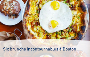 Six brunchs incontournables à Boston