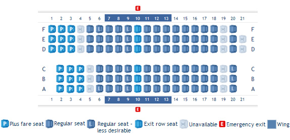 Southwest Airline seat assignments  Air Travel Forum