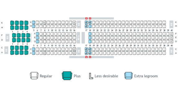 Want a seat assignment on Delta It could cost you  Aug