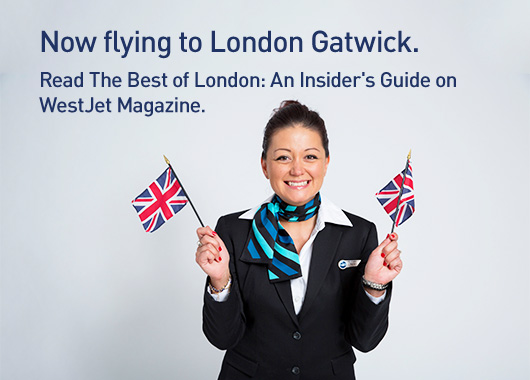 Flights to London, England now in service.