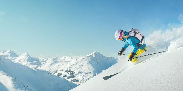 Great ski getaways at bunny hill prices.
