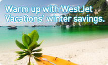 WestJet vacations