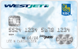 WestJet RBC® World Elite MasterCard‡ primary cardholders  get their first checked bag free.
