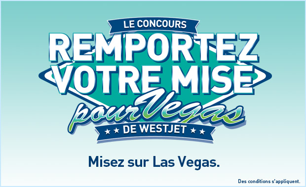 WestJet's Win it Back Contest
