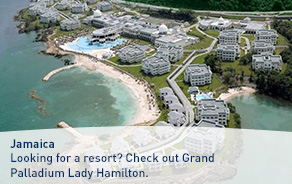 Looking for a resort? Check out Grand Palladium Lady Hamilton.