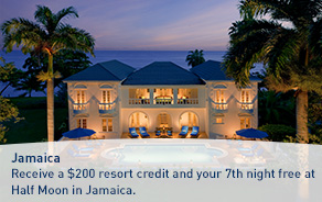 Save up to $250 per room per week at select resorts in Barbados.