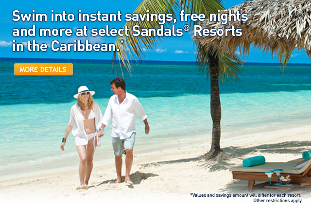 Swim into savings, free nights and more.